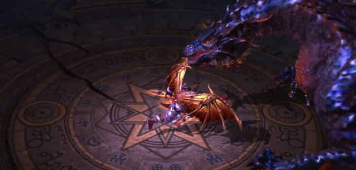 Blade Reborn Brutalizer vs Dragon