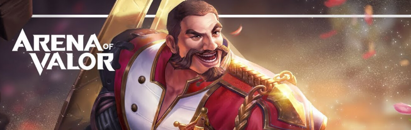 Arena of Valor gets to Switch, in beta now and a new hero