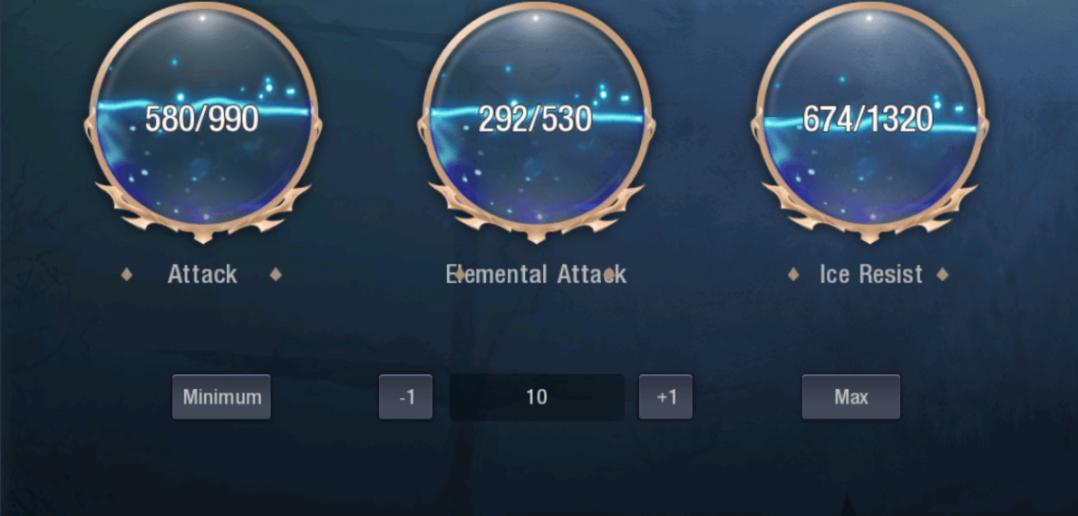 Blade Reborn Items