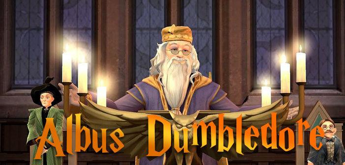 harry potter hogwarts mystery albus dumbledore