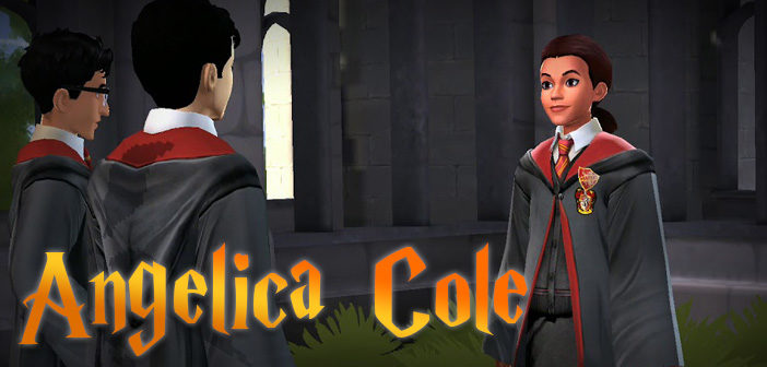 harry potter hogwarts mystery angelica cole