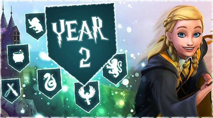 harry potter hogwarts mystery year 2