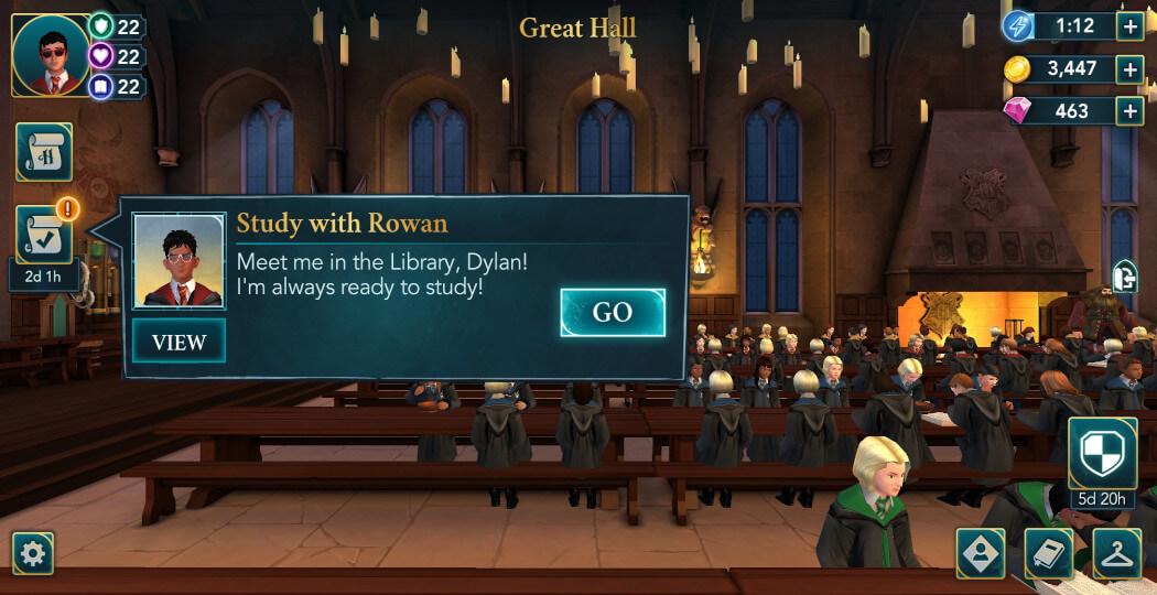 Harry Potter Hogwarts Mystery Become a Prefect Walkthrough Part 3