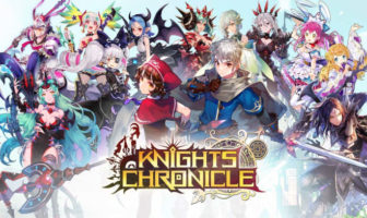 New heroes in Knights Chronicle