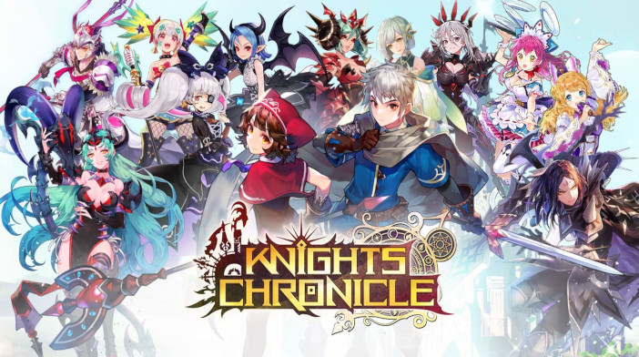 R Heroes in Knights Chronicle