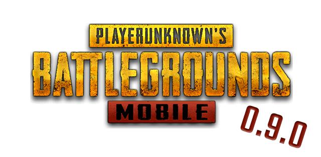 PUBG Mobile Update 0.9.0