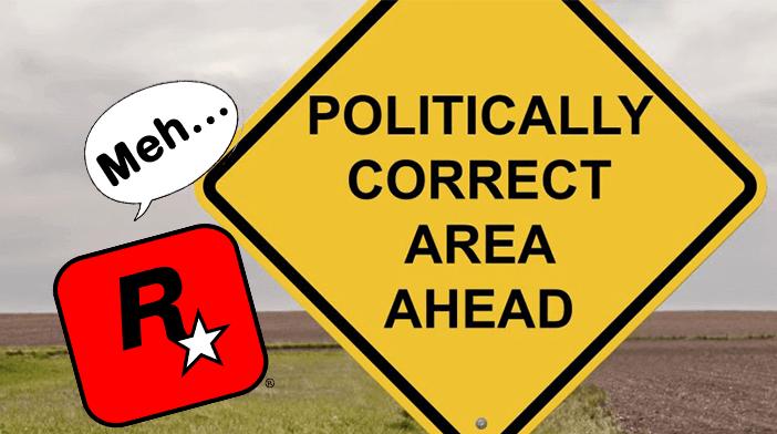 Political Correctness Is Not Rockstars Major Concern