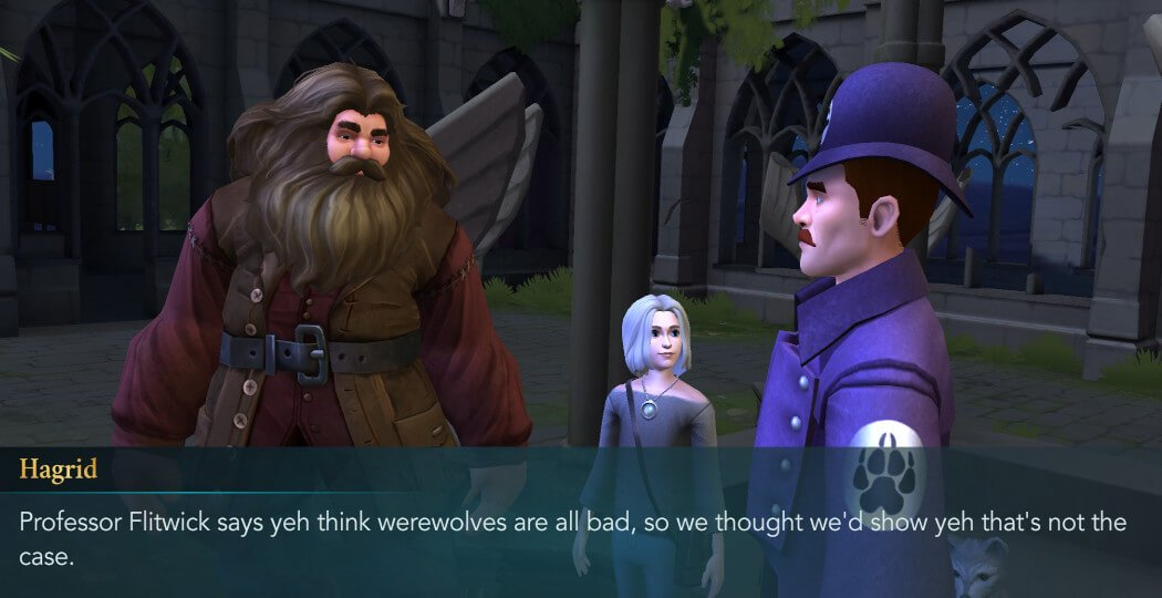 Harry Potter Hogwarts Mystery Walkthrough The Halloween Feast Part 3
