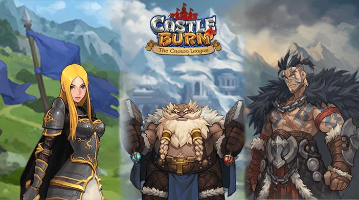 Castle Burn Heroes