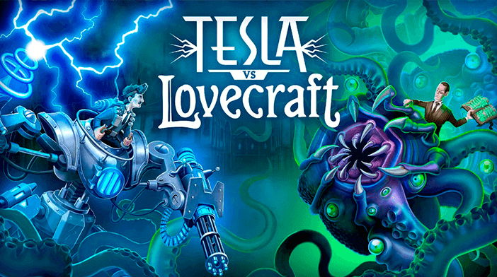 Tesla vs Lovecraft - Creative Explosion Review