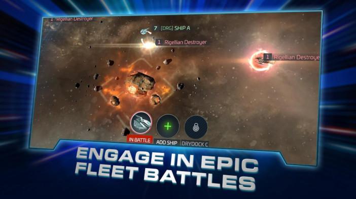 Star Trek Fleet Command Fleet Battles
