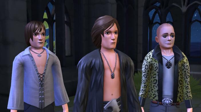Harry Potter Hogwarts Mystery Walkthrough The Weird Sisters Part 1