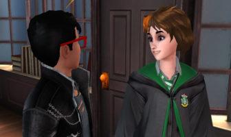 Harry Potter Hogwarts Mystery Walkthrough Year 5 Chapter 10