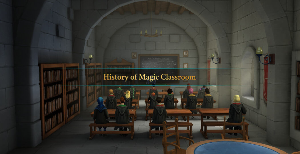 Harry Potter Hogwarts Mystery Walkthrough Year 5 Chapter 3