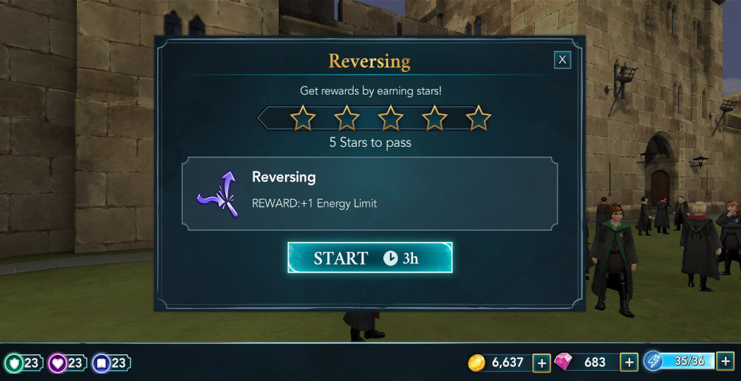 Harry Potter Hogwarts Mystery Walkthrough Year 5 Chapter 4