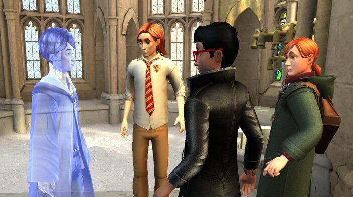 Harry Potter Hogwarts Mystery Walkthrough Year 5 Chapter 6