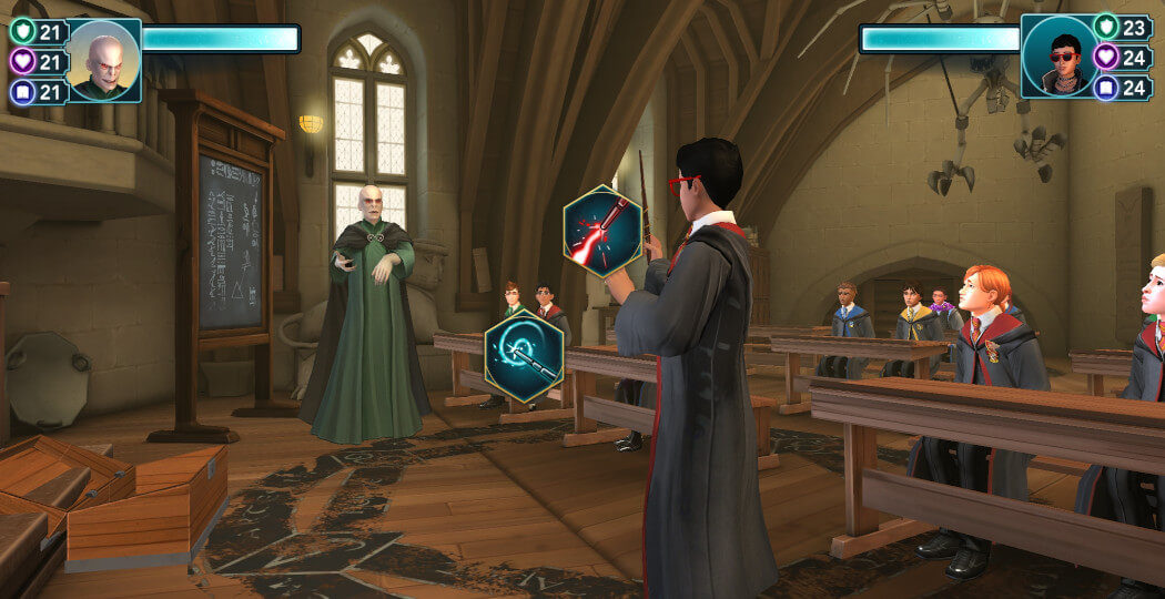 Harry Potter Hogwarts Mystery Walkthrough Year 5 Chapter 8
