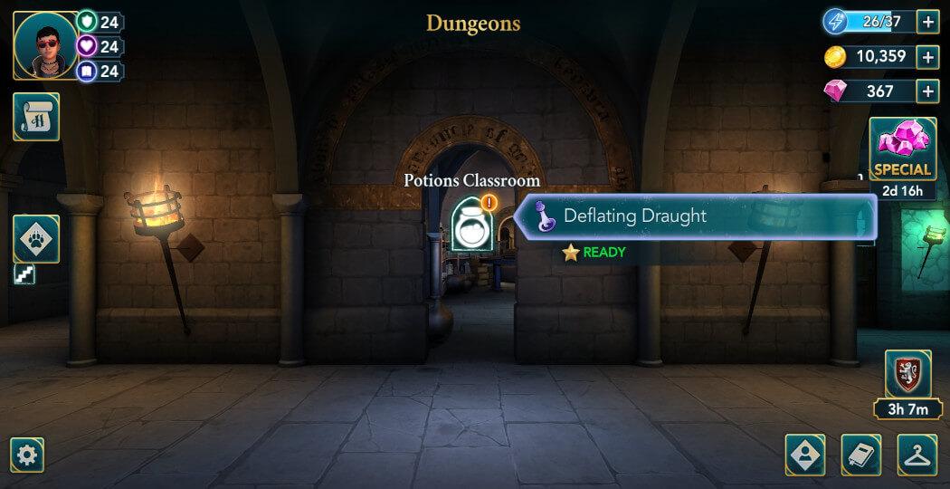 Harry Potter Hogwarts Mystery Walkthrough Year 5 Chapter 9