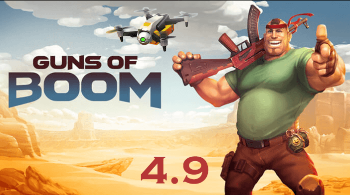 Guns of Boom 4.9 Update