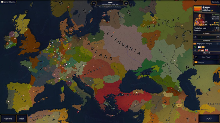 Age of Civilizations II Gameplay