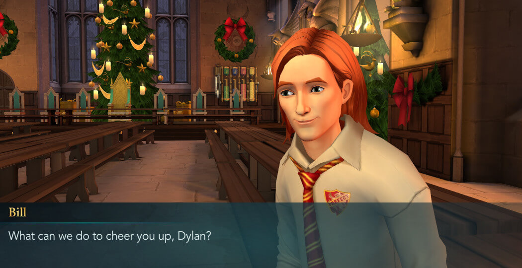 Harry Potter Hogwarts Mystery Fan Fiction
