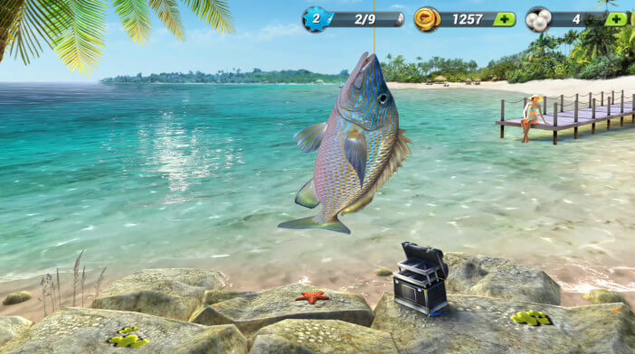 Fishing Clash Venture To Different Locations