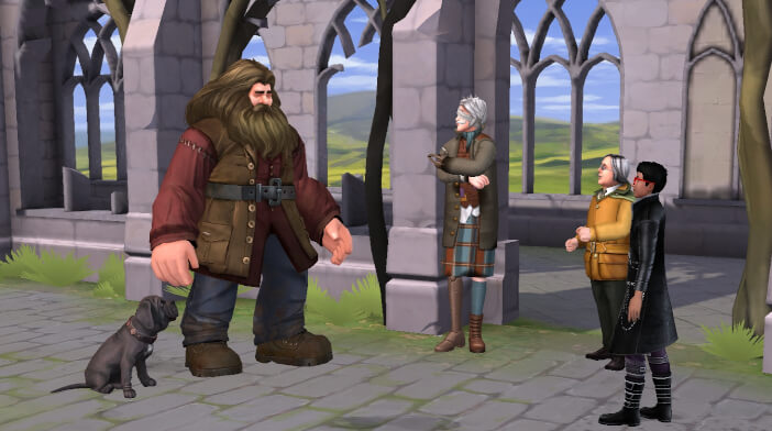 Harry Potter Hogwarts Mystery Walkthrough Magical Creatures Everywhere Adventure Part 1