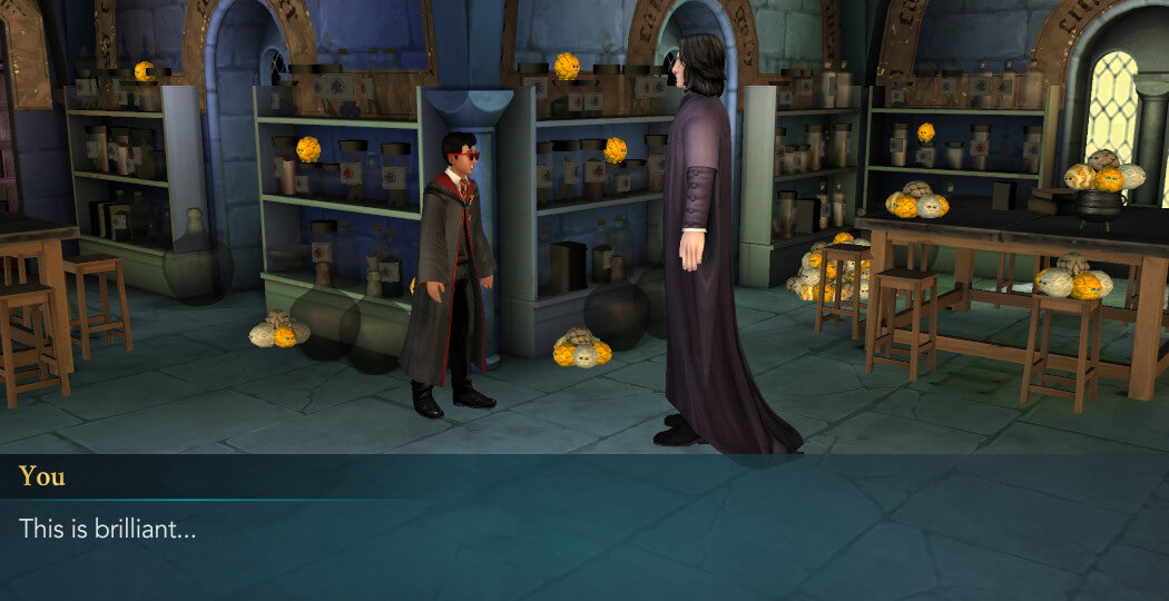 Harry Potter Hogwarts Mystery Walkthrough Magical Creatures Everywhere Adventure Part 2
