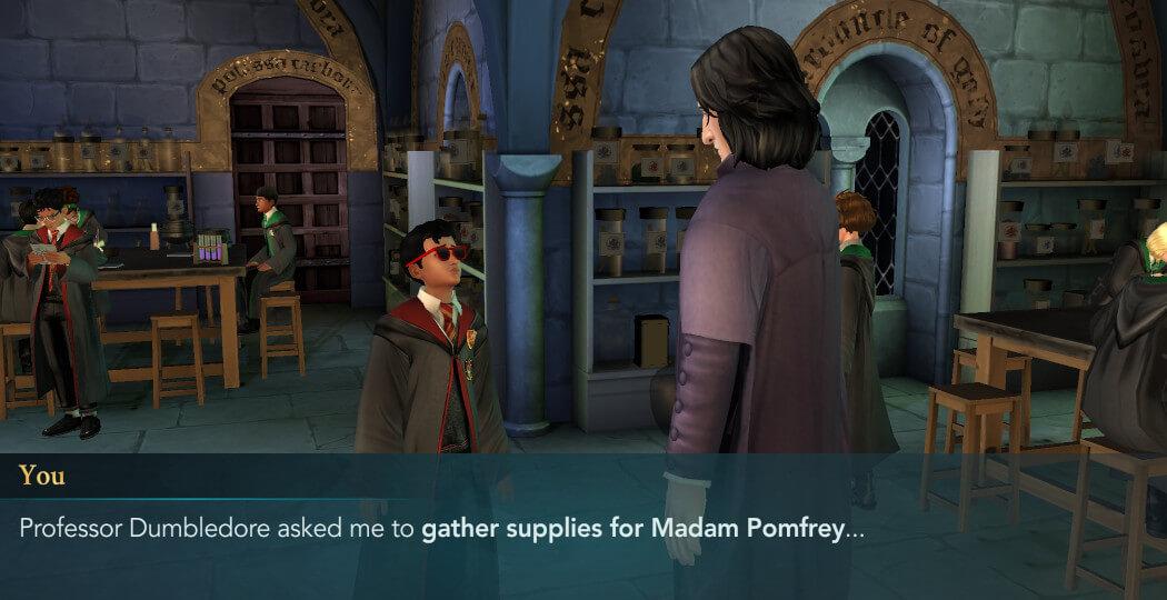 Harry Potter Hogwarts Mystery Walkthrough Magical Creatures Everywhere Adventure Part 3