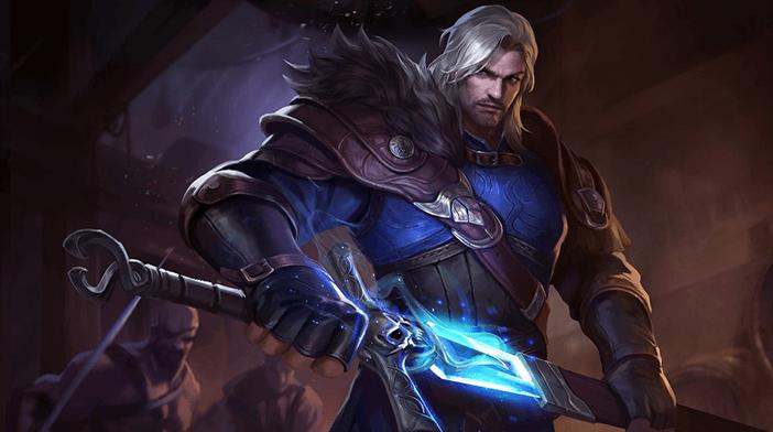 AoV Riktor - Arena of Valor Hero