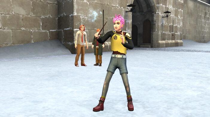 Harry Potter Hogwarts Mystery Walkthrough The Christmas Holidays Adventure Part 1