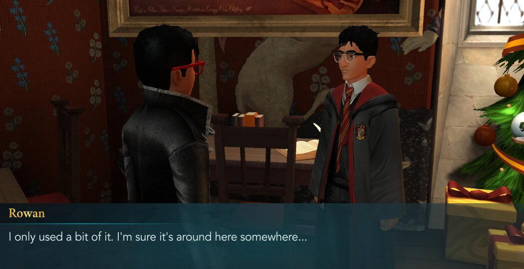 Harry Potter Hogwarts Mystery Walkthrough The Christmas Holidays Adventure Part 4