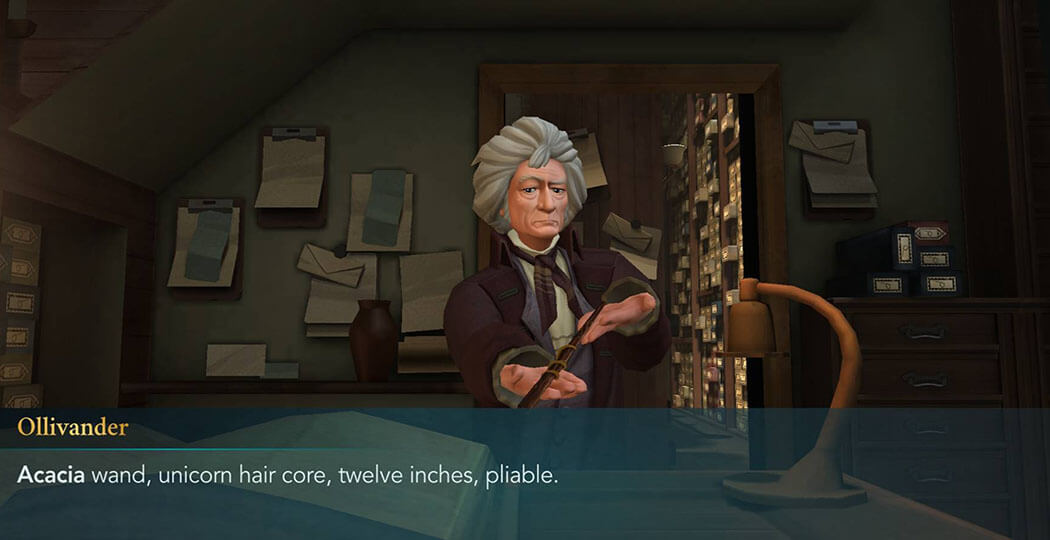 Harry Potter Hogwarts Mystery FanFiction Year 1 Part 1
