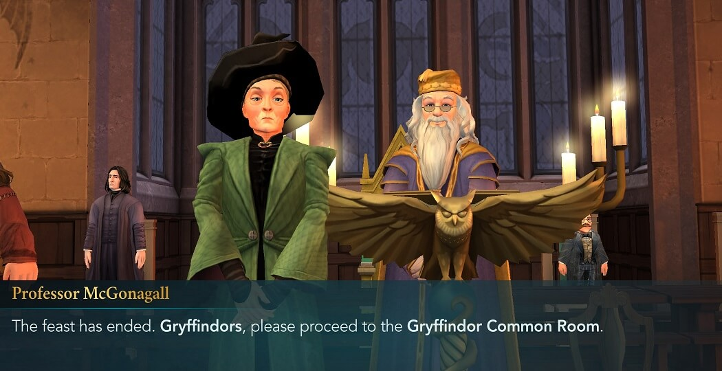Harry Potter Hogwarts Mystery FanFiction Year 1 Part 2
