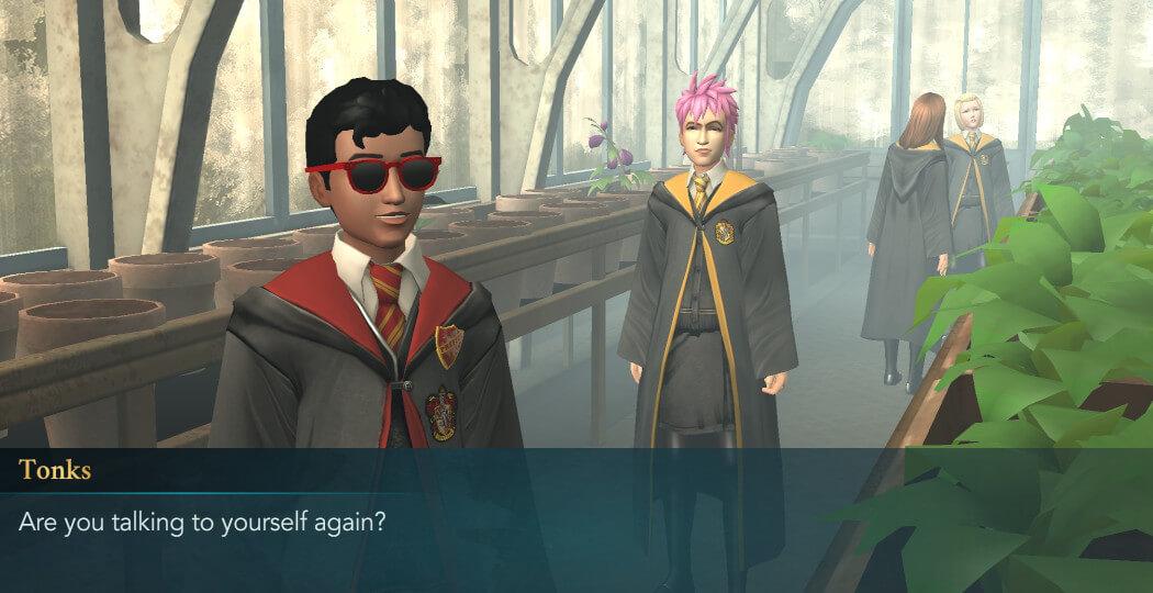 Harry Potter Hogwarts Mystery Walkthrough Year 5 Chapter 11
