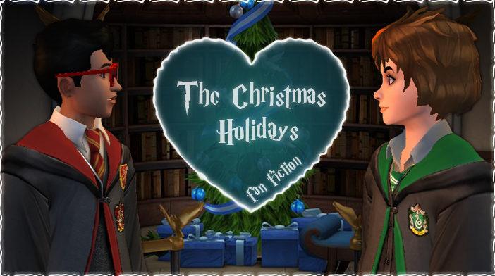 Harry Potter Hogwarts Mystery FanFiction The Christmas Holidays