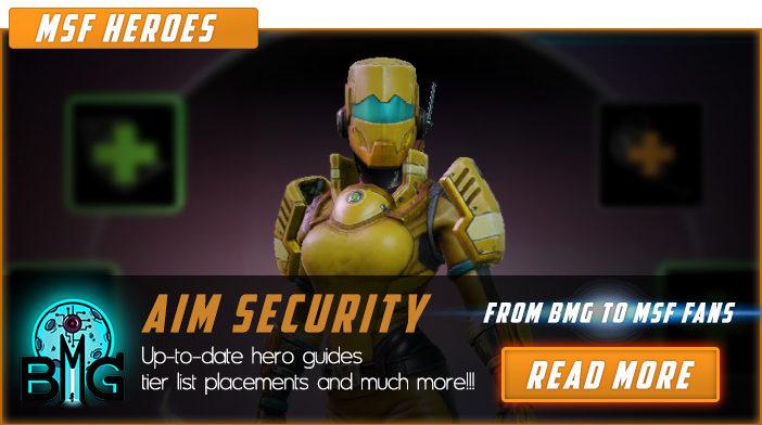 marvel strike force aim security