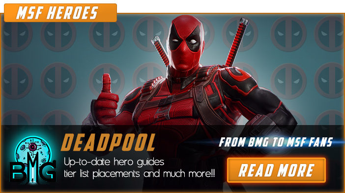 marvel strike force deadpool