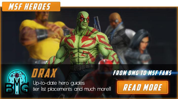 marvel strike force drax