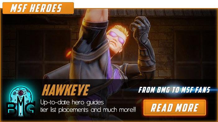 marvel strike force hawkeye