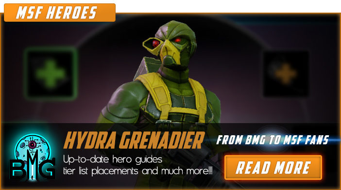 marvel strike force hydra greandier