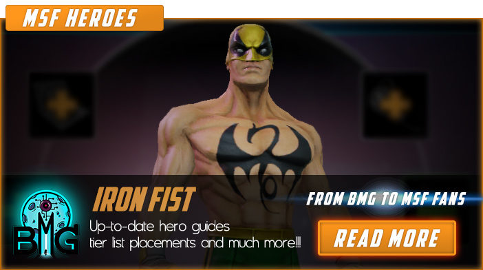 marvel strike force iron fist