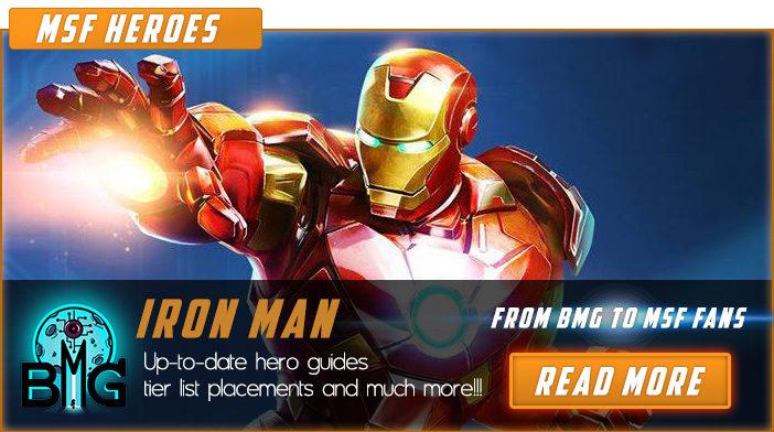marvel strike force iron man
