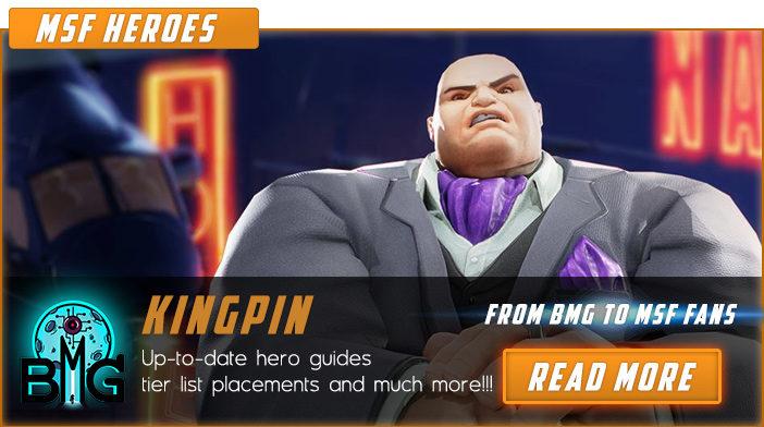 marvel strike force kingpin