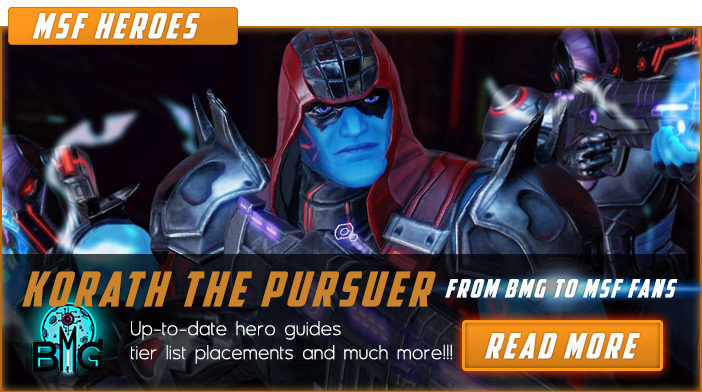 marvel strike force korath the pursuer