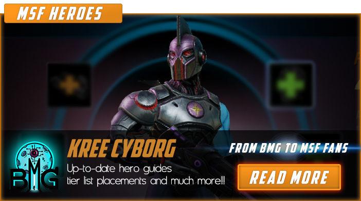 marvel strike force kree cyborg
