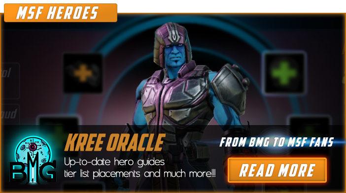marvel strike force kreee oracle