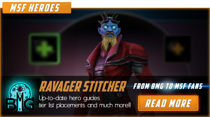 marvel strike force ravager stitcher