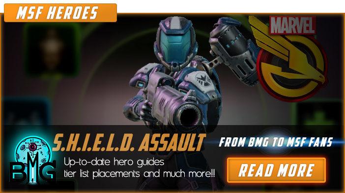 marvel strike force shield assault