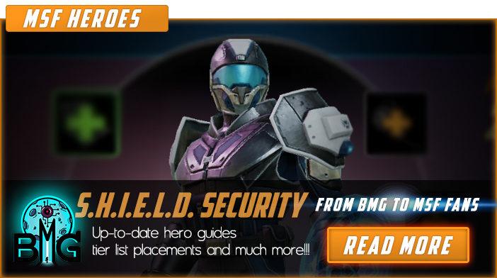 marvel strike force shield security